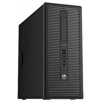 Компьютер HP ProDesk 600 G1 MT, Intel Core i5 4590, DDR3 4Гб, 500Гб, Intel HD Graphics 4600, DVD-RW, Windows 7 Professional, черный [j7c66ea]. Интернет-магазин Vseinet.ru Пенза