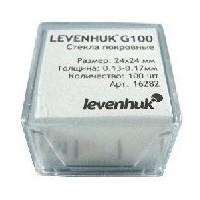 Покровные стекла LEVENHUK G100. Интернет-магазин Vseinet.ru Пенза