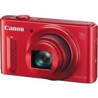 "Фотоаппарат Canon PowerShot SX610 HS красный 20Mpix Zoom18x 3"" 1080p SDXC CMOS IS opt 5minF 30fr/s HDMI/WiFi/NB-6LH. Интернет-магазин Vseinet.ru Пенза"