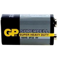 Батарея GP Supercell 1604S 6F22, 1 шт 9V. Интернет-магазин Vseinet.ru Пенза