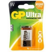 Батарея GP Ultra Alkaline 1604AU 6LR61, 1 шт 9V. Интернет-магазин Vseinet.ru Пенза