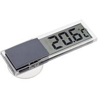 Термометр электронный на присоске прозрачный на батарейках, пластик 669277. Интернет-магазин Vseinet.ru Пенза