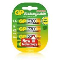 Аккумулятор AA GP 230AAHC, Ni-MH, 2300 mAh, 1.2 V (в упаковке 4 шт., цена за 1 шт.). Интернет-магазин Vseinet.ru Пенза