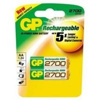 Аккумулятор GP Rechargeable NiMH 270AAHC 2700mAh AA (2шт. уп). Интернет-магазин Vseinet.ru Пенза