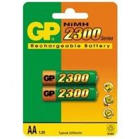 Аккумулятор GP Rechargeable NiMH GP230AAHC 2300mAh AA (2шт. уп). Интернет-магазин Vseinet.ru Пенза