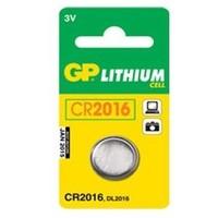 Батарея GP Lithium CR2016 (5шт. уп). Интернет-магазин Vseinet.ru Пенза