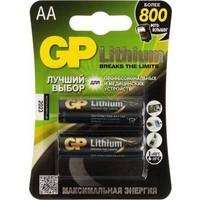 Батарея GP Lithium 15LF FR6 AA (2шт. уп). Интернет-магазин Vseinet.ru Пенза