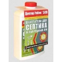 Очиститель ДОКТОР РОБИК для септика и выгребной ямы 509. Интернет-магазин Vseinet.ru Пенза