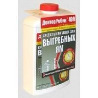 Фото Средство ДОКТОР РОБИК по уходу за выгребной ямой 409. Интернет-магазин Vseinet.ru Пенза