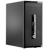Компьютер HP ProDesk 400 G2, Intel Core i3 4160, DDR3 4Гб, 500Гб, Intel HD Graphics 4400, DVD-RW, Free DOS, черный [k8k76ea]. Интернет-магазин Vseinet.ru Пенза