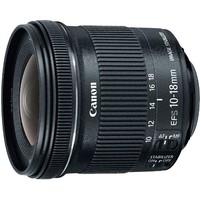 Объектив Canon EF-S 10-18mm f/4.5-5.6 IS STM. Интернет-магазин Vseinet.ru Пенза