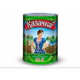 """Фото Краска МА-15 синяя 1,9 кг. """"КАЗАЧКА"""". Интернет-магазин Vseinet.ru Пенза"""