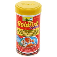Корм для рыб Tetra Goldfish Colour хлопья, 250 мл   1136906, TETRA. Интернет-магазин Vseinet.ru Пенза
