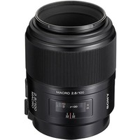 Объектив Sony 100mm f/2.8 Macro SAL-100M28. Интернет-магазин Vseinet.ru Пенза