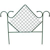 Заборчик садово-парковый Ромб. Интернет-магазин Vseinet.ru Пенза