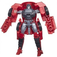 Робот-трансформер Hasbro TRANSFORMERS Дженерэйшнс Дэлюкс B0974H. Интернет-магазин Vseinet.ru Пенза
