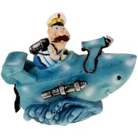 """Копилка полистоун """"Моряк в подводной лодке"""" 12,2х12,7х8,2 см 1057353. Интернет-магазин Vseinet.ru Пенза"""