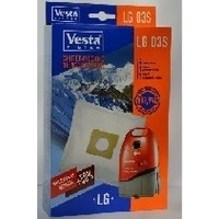 VESTA FILTER LG 03S синтетика комл. 4шт.+2 фильтра (10). Интернет-магазин Vseinet.ru Пенза