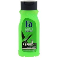 Гель для душа Fa MEN  Xtreme Refresh 5, 250 мл   1156764. Интернет-магазин Vseinet.ru Пенза