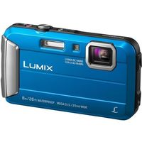 "фотоаппарат PANASONIC DMC-FT30 Blue 16.1Mpix/4х/HD/SDHC/2.7""/ waterproof 8m. Интернет-магазин Vseinet.ru Пенза"