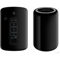 ПК Apple Mac Pro ME253RU/A Xeon E5 (3.7)/12Gb/SSD256Gb/2xD300 2Gb/Mac OS X/2xGbitEth/WiFi/BT/черный. Интернет-магазин Vseinet.ru Пенза