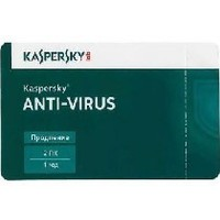 ПО Kaspersky Anti-Virus 2016 Russian Edition. 2-Desktop 1 year Renewal Card (KL1167ROBFR). Интернет-магазин Vseinet.ru Пенза
