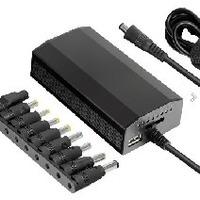 Автомобильная электроника Зарядное устройство Ginzzu GA-4290U Адаптер питания для ноутбуков Car Universal USB 90 W. Интернет-магазин Vseinet.ru Пенза