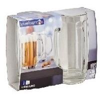 LUMINARC ГАМБУРГ наб. кружек для пива 2 шт 330 мл (H5126). Интернет-магазин Vseinet.ru Пенза