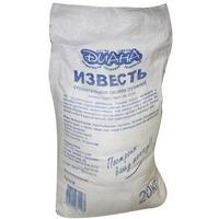 Известь-пушонка малоактивная, 20кг гашеная. Интернет-магазин Vseinet.ru Пенза