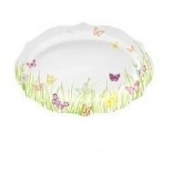 DOMENIK FARANDOLE тарелка овальная 24см (DM9332). Интернет-магазин Vseinet.ru Пенза