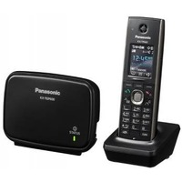 Телефон IP Panasonic KX-TGP600RUB черный. Интернет-магазин Vseinet.ru Пенза