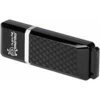 Флешка SmartBuy Quartz  SB8GBQZ-K 8Гб,  USB 2.0, черный (SB8GBQZ-K). Интернет-магазин Vseinet.ru Пенза
