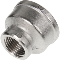 "Муфта 1 Х 1/2"", никель   1188355, General Fittings. Интернет-магазин Vseinet.ru Пенза"