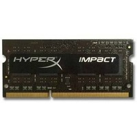 Модуль памяти  Kingston HyperX Impact, DDR3L, 4Гб, 1600МГц, 9-9-9 (HX316LS9IB/4). Интернет-магазин Vseinet.ru Пенза