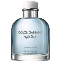 DOLCE&GABBANA LIGHT BLUE SWIMMING IN LIPARI men 125ml edt. Интернет-магазин Vseinet.ru Пенза