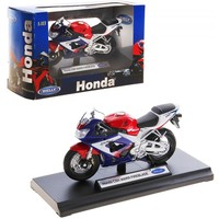 Модель мотоцикла MOTORCYCLE/HONDA CBR900RR FIREBLADE 1:18 12164P, 798051, Welly. Интернет-магазин Vseinet.ru Пенза