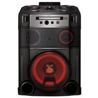 Микросистема LG OM7550K черный/черный 1000Вт/FM/USB/BT (в комплекте: диск 2000 песен). Интернет-магазин Vseinet.ru Пенза