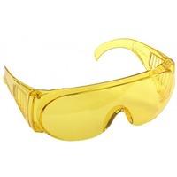 """Очки STAYER """"STANDART"""" защитные,поликарбонатная монолинза с боковой вентиляцией,желтые 11042. Интернет-магазин Vseinet.ru Пенза"""