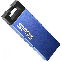 Флешка Silicon Power Touch 835 16Гб,  USB 2.0, синий (SP016GBUF2835V1B). Интернет-магазин Vseinet.ru Пенза