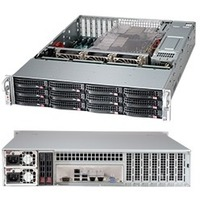 Корпус SuperMicro CSE-826BE2C-R920LPB 920W черный. Интернет-магазин Vseinet.ru Пенза