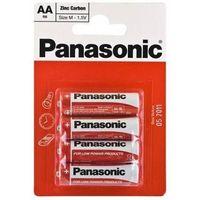 Эл.питания Panasonic Zinc Carbon R6RZ/4BP R6 BL4. Интернет-магазин Vseinet.ru Пенза