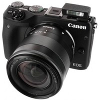 Canon EOS M3 Kit EF-M 18-55 IS STM Black. Интернет-магазин Vseinet.ru Пенза