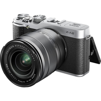 FujiFilm X-A2 Kit 16-50 mm F/3.5-5.6 Silver. Интернет-магазин Vseinet.ru Пенза