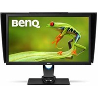 "Монитор Benq 27"" SW2700PT черный AHVA (IPS) LED 12ms 16:9 DVI HDMI M/M матовая HAS Pivot 300cd 178гр/178гр 2560x1440 D-Sub DisplayPort HDTV USB 13кг. Интернет-магазин Vseinet.ru Пенза"