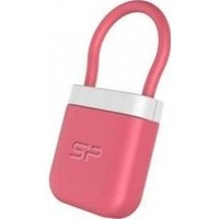 Флешка Silicon Power Unique  510  4 Гб,  USB 2.0, розовый (SP004GBUF2510V1P). Интернет-магазин Vseinet.ru Пенза