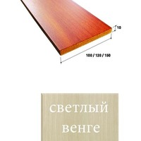 доборный брус 120 венге светлый. Интернет-магазин Vseinet.ru Пенза