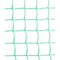 Решетка садовая Grinda 422275, цвет зеленый, 1х10 м, ячейка 60х60 мм. Интернет-магазин Vseinet.ru Пенза