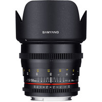 Samyang 50 mm T1.5 AS UMC VDSLR for Micro 4/3. Интернет-магазин Vseinet.ru Пенза