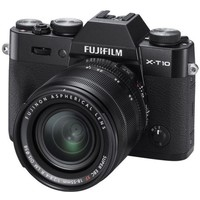 FujiFilm X-T10 Kit 18-55 mm Black. Интернет-магазин Vseinet.ru Пенза
