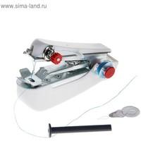 Мини-швейная машинка (11см) механическая, с катушкой и нитковдевателем в комплекте 180754. Интернет-магазин Vseinet.ru Пенза